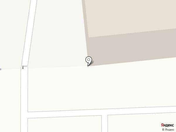 Столовая на карте Оренбурга