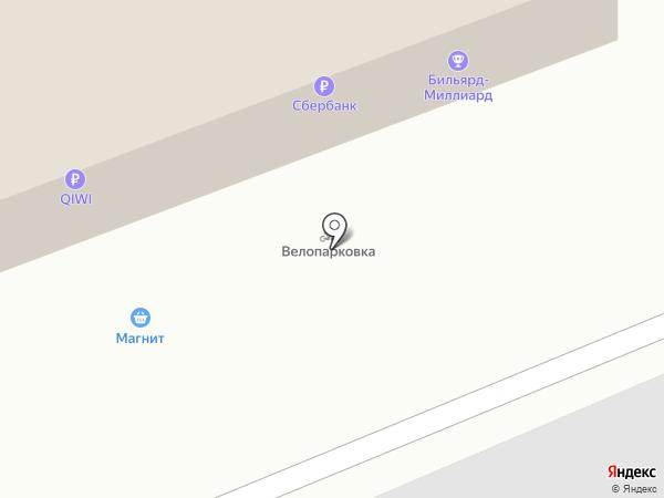 Биллиард Миллиард на карте Оренбурга