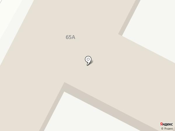 Кузница на карте Оренбурга