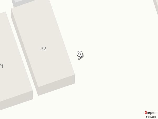 ВЕК на карте Оренбурга