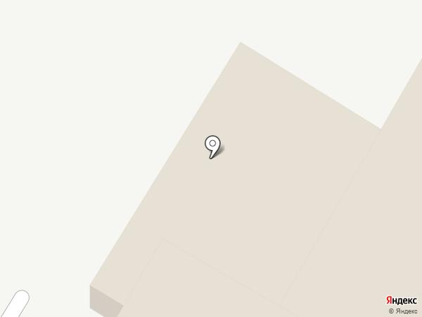 Управление специальной связи по Оренбургской области на карте Оренбурга