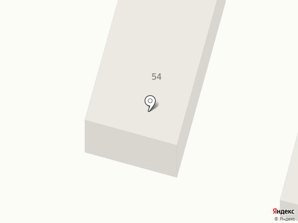 Avto 56 на карте Оренбурга