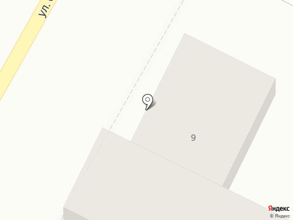 МУШ на карте Оренбурга