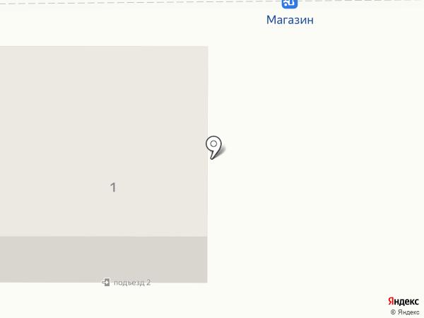 Фокус на карте Оренбурга