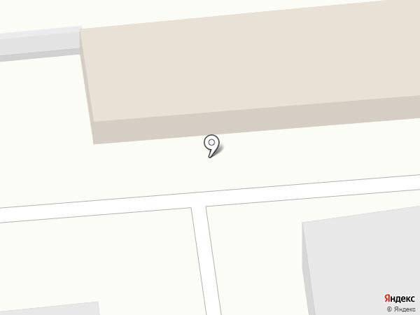 AVS на карте Оренбурга