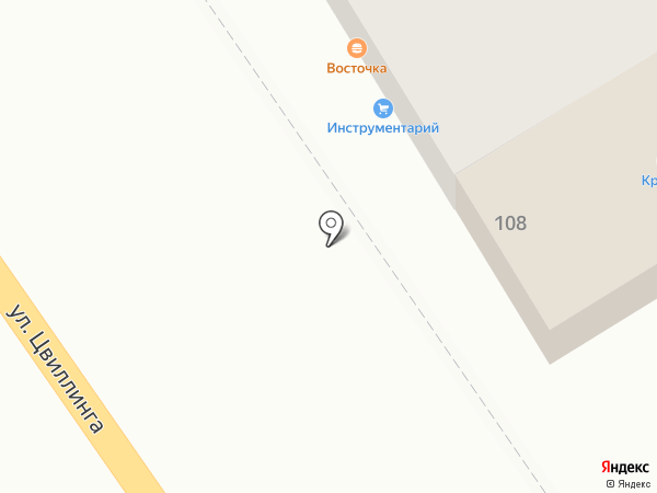 HotDog на карте Оренбурга