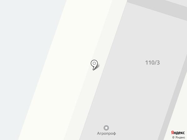 ДИЗЕЛИСТ на карте Оренбурга