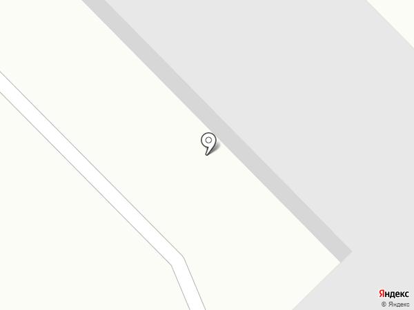 Архитектстрой на карте Оренбурга
