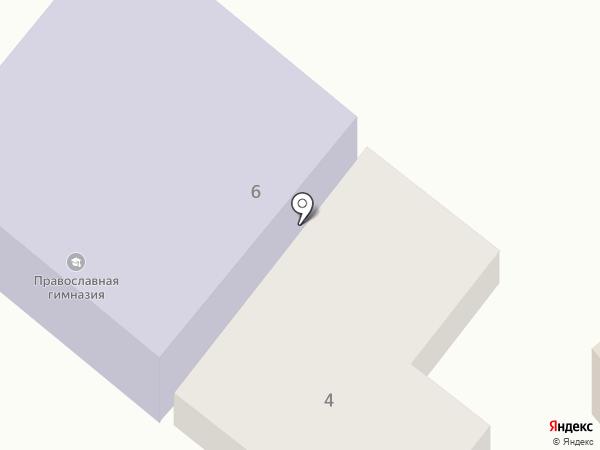 Бюро судебно-медицинской экспертизы на карте Оренбурга