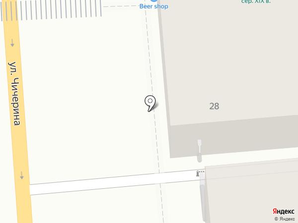 Бюро переводов на карте Оренбурга