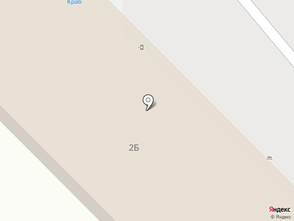 Автоэксперт на карте Оренбурга