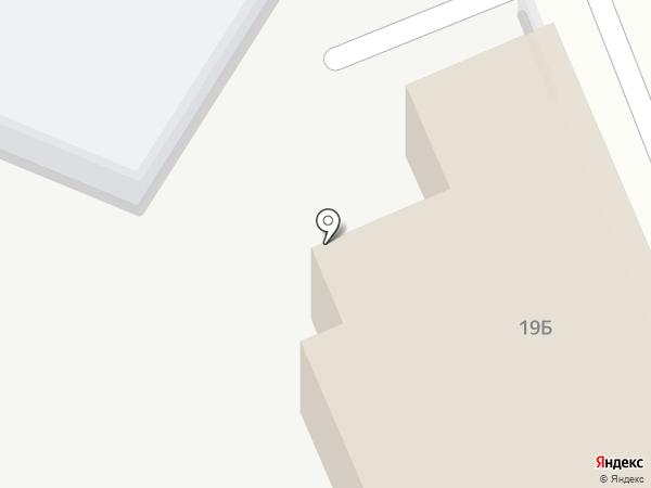 Рука Помощи на карте Оренбурга