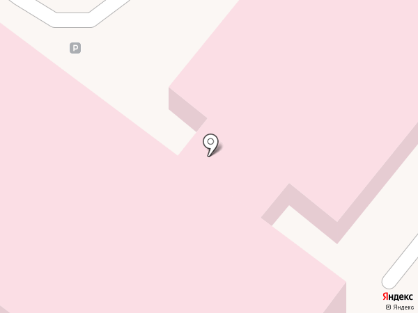 Оренбургская областная клиническая психиатрическая больница №1 на карте Оренбурга