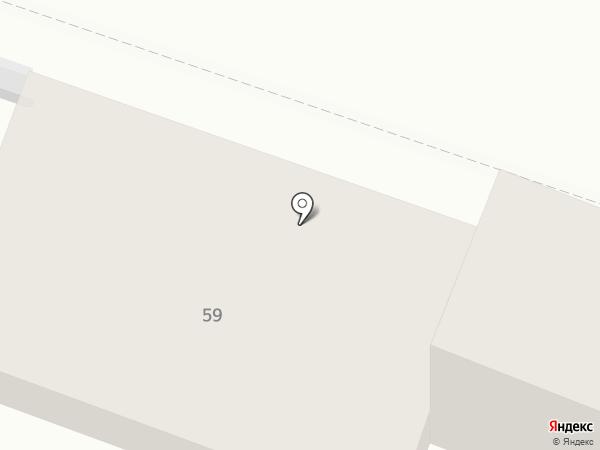 Копировальный центр на карте Оренбурга