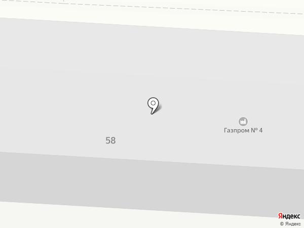 Сулак на карте Оренбурга