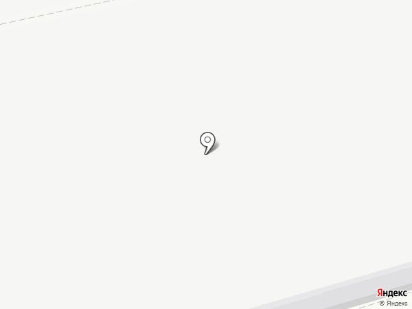 Автосервис на карте Оренбурга