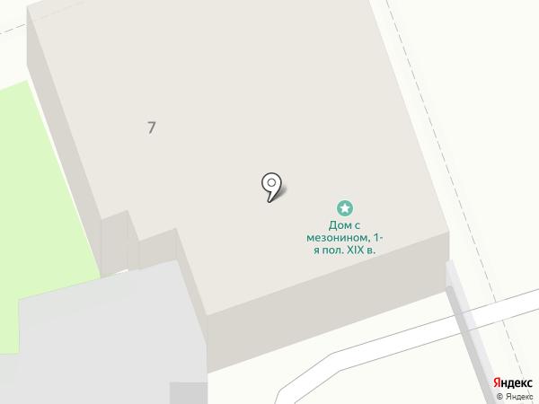 Абсолют на карте Оренбурга