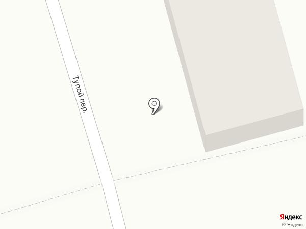 Родничок на карте Оренбурга