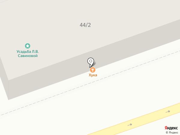 H.Place на карте Оренбурга