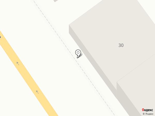 Яик на карте Оренбурга