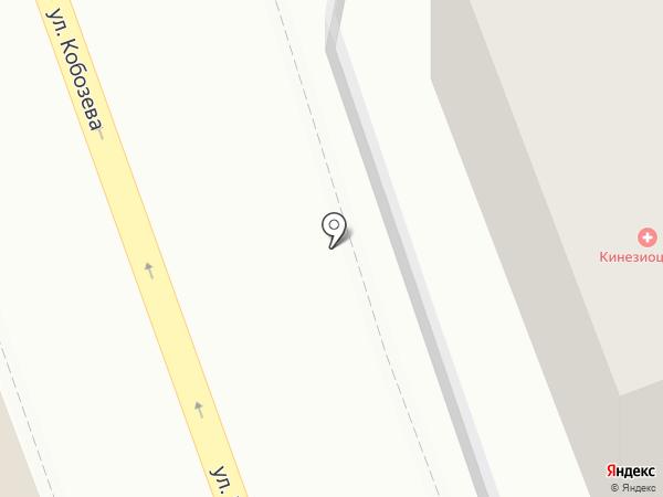 Секонд-хенд на карте Оренбурга