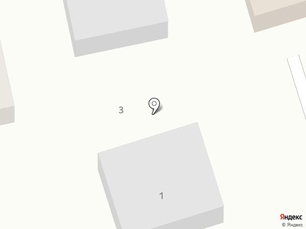 Акватория-Термо на карте Оренбурга