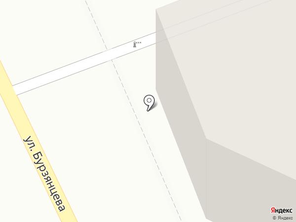 Сервис-Принт на карте Оренбурга