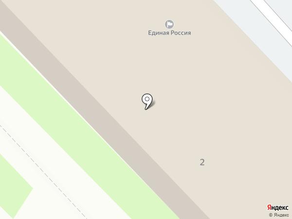 Центр налогового и пенсионного консультирования на карте Оренбурга