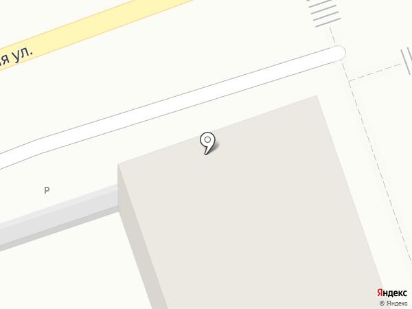 ЖЭУ-9 на карте Оренбурга
