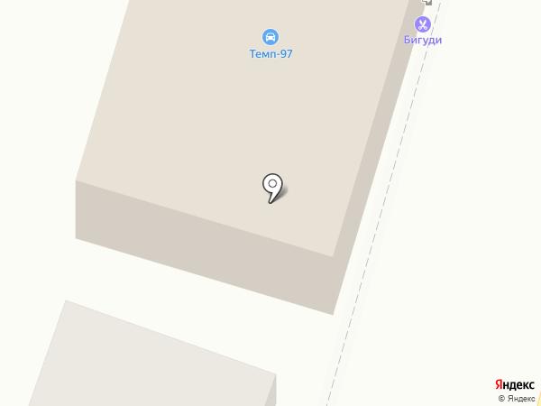 СпецТехАвто на карте Оренбурга