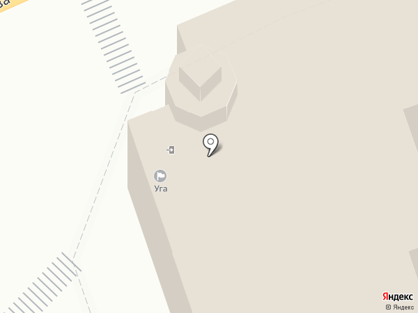Городской центр градостроительства, МКУ на карте Оренбурга