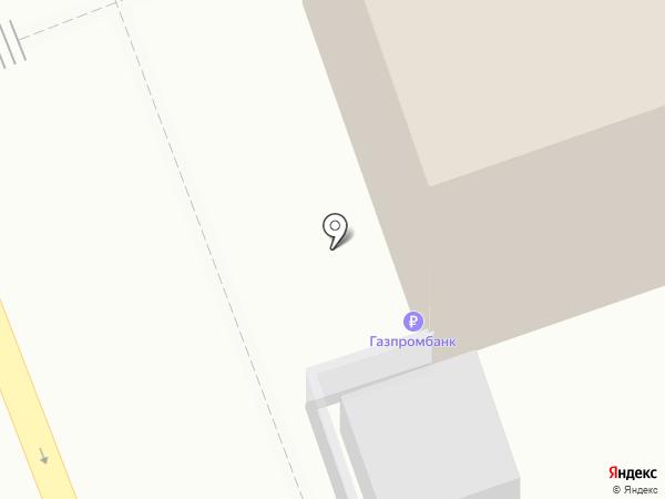 Компания по перевозке нефтепродуктов на карте Оренбурга