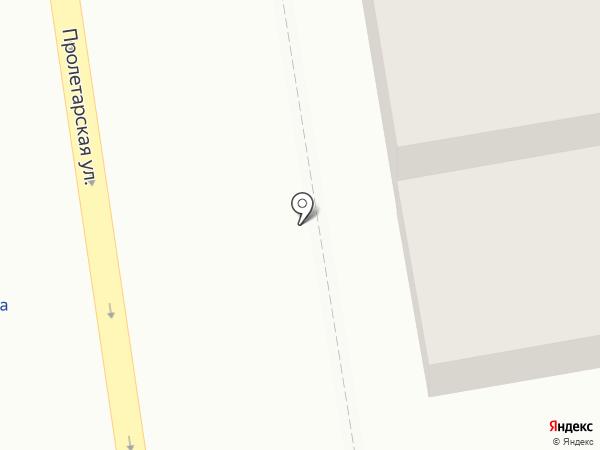 Farik на карте Оренбурга
