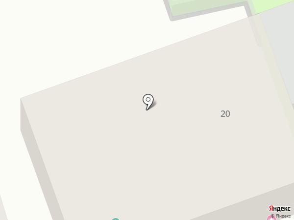 Оренбургская областная больница №3 на карте Оренбурга