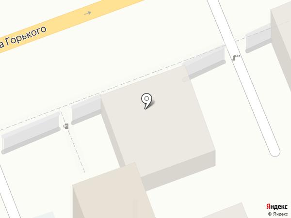 Будь Человеком! на карте Оренбурга