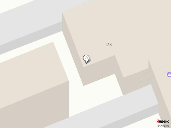 Remsot-56 на карте Оренбурга