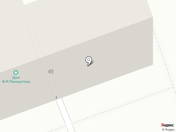 PSYCHOVILLE на карте Оренбурга