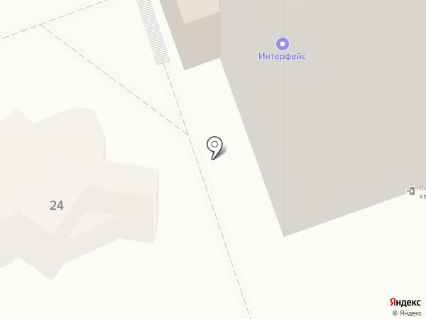 Харизма на карте Оренбурга