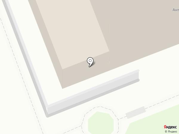Завод КриалЭнергоСтрой на карте Оренбурга