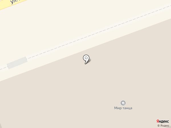 Гравитация на карте Оренбурга
