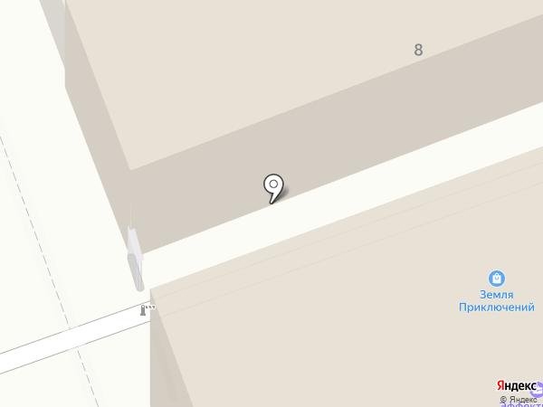 Автоинлайн на карте Оренбурга