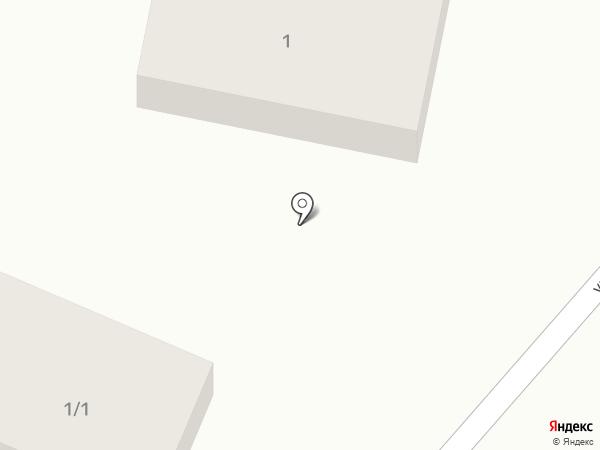 Студия Выхлопа на карте Оренбурга