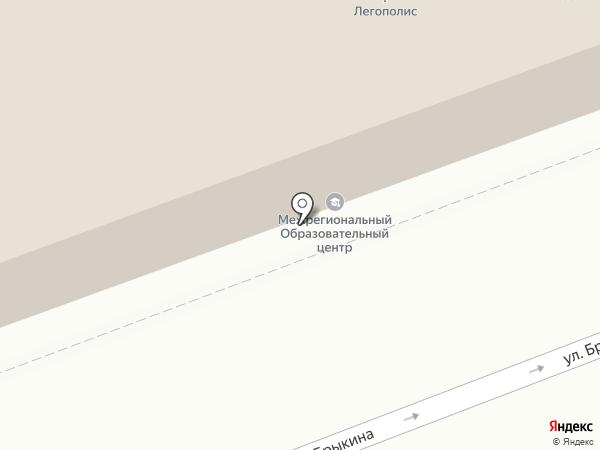 АМедТур на карте Оренбурга