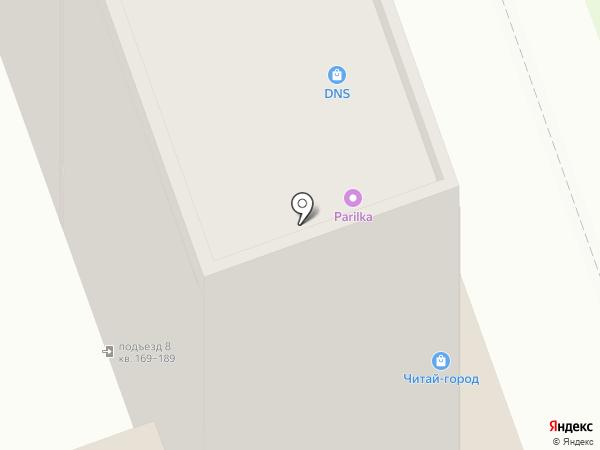 Luxe на карте Оренбурга