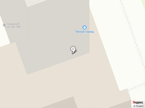 DONUTS на карте Оренбурга