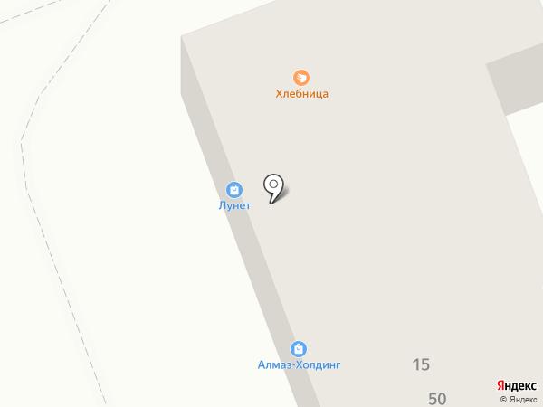 Оренбургская замочная компания на карте Оренбурга