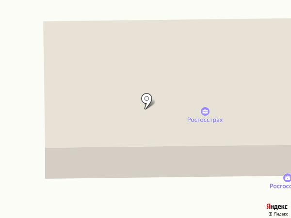 Росгосстрах банк, ПАО на карте Оренбурга
