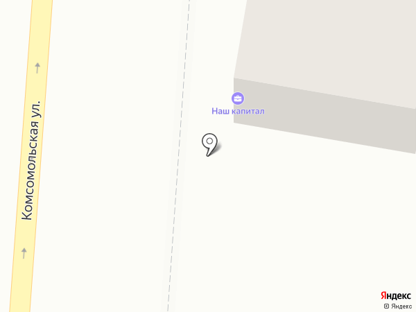 ТИРАЖ на карте Оренбурга