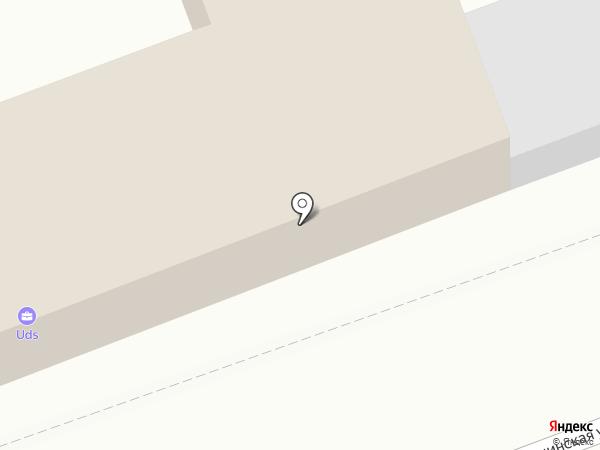 Метро на карте Оренбурга