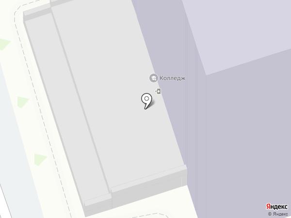Школа Кингсман на карте Оренбурга